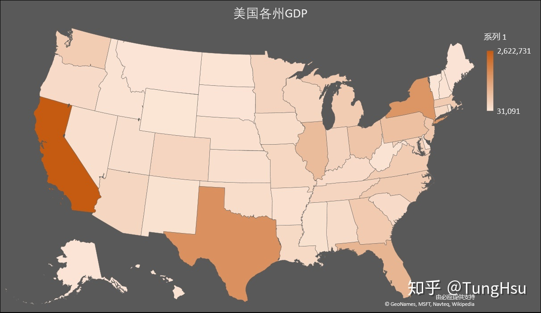 美国人口 gdp_美国人口