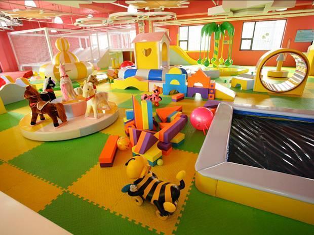 在商场里开一家儿童乐园能赚钱? 加盟资讯 游乐设备第5张