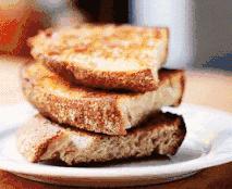 看陈旧面包,如何起死回生!
