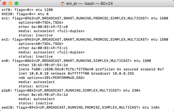 获取当前WiFi、VPN、移动(蜂窝)iP地址方法! - 知乎