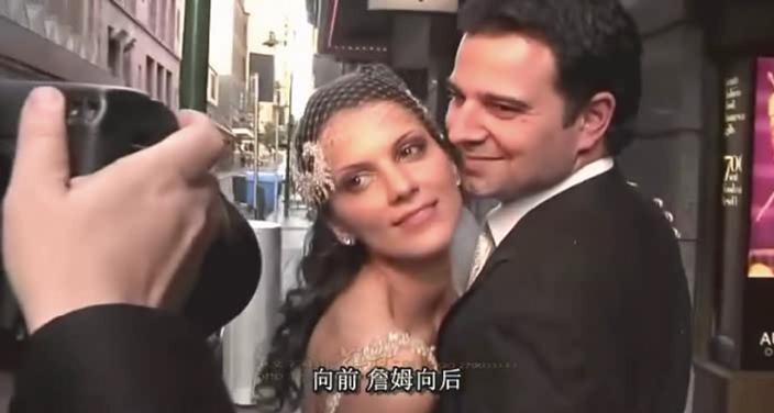 【S429】四位好莱坞摄影师 婚礼摄影教程