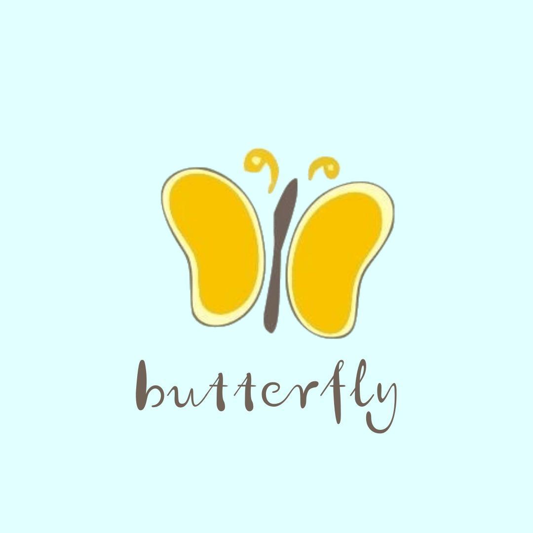 蝴蝶的头像和壁纸