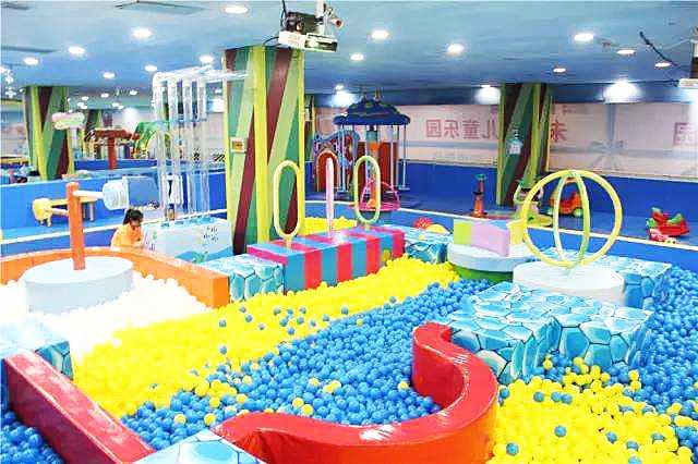 儿童游乐园的生意怎么样? 加盟资讯 游乐设备第1张