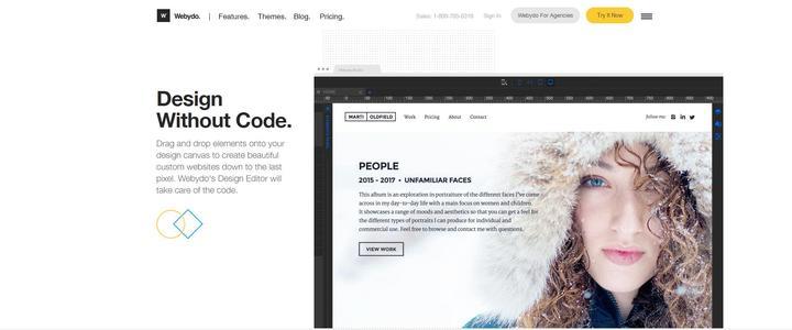 如何制作个人网站?