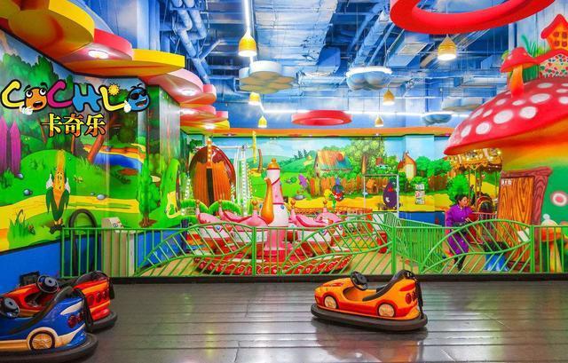 运城儿童乐园厂商 加盟资讯 游乐设备第3张