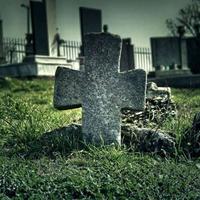 自楽の墓地