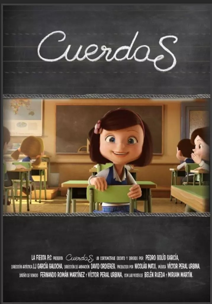 世界获奖最多的动画片《小绳子》