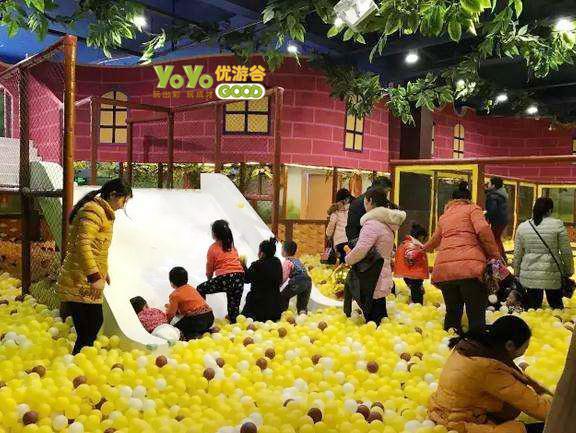 高人气儿童乐园的营销方案有哪些? 加盟资讯 游乐设备第3张