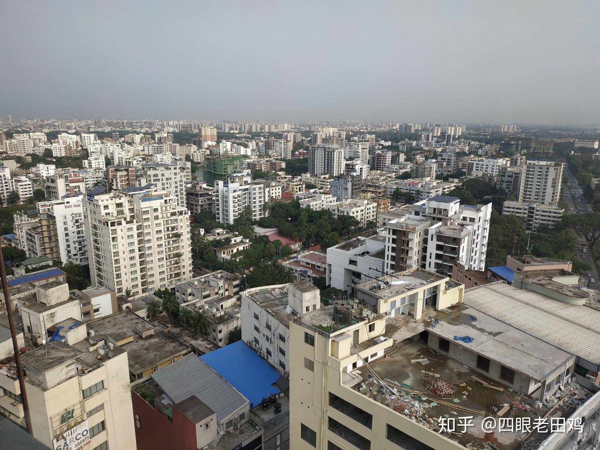 孟加拉国首都达卡城市综合水平相当于中国哪个