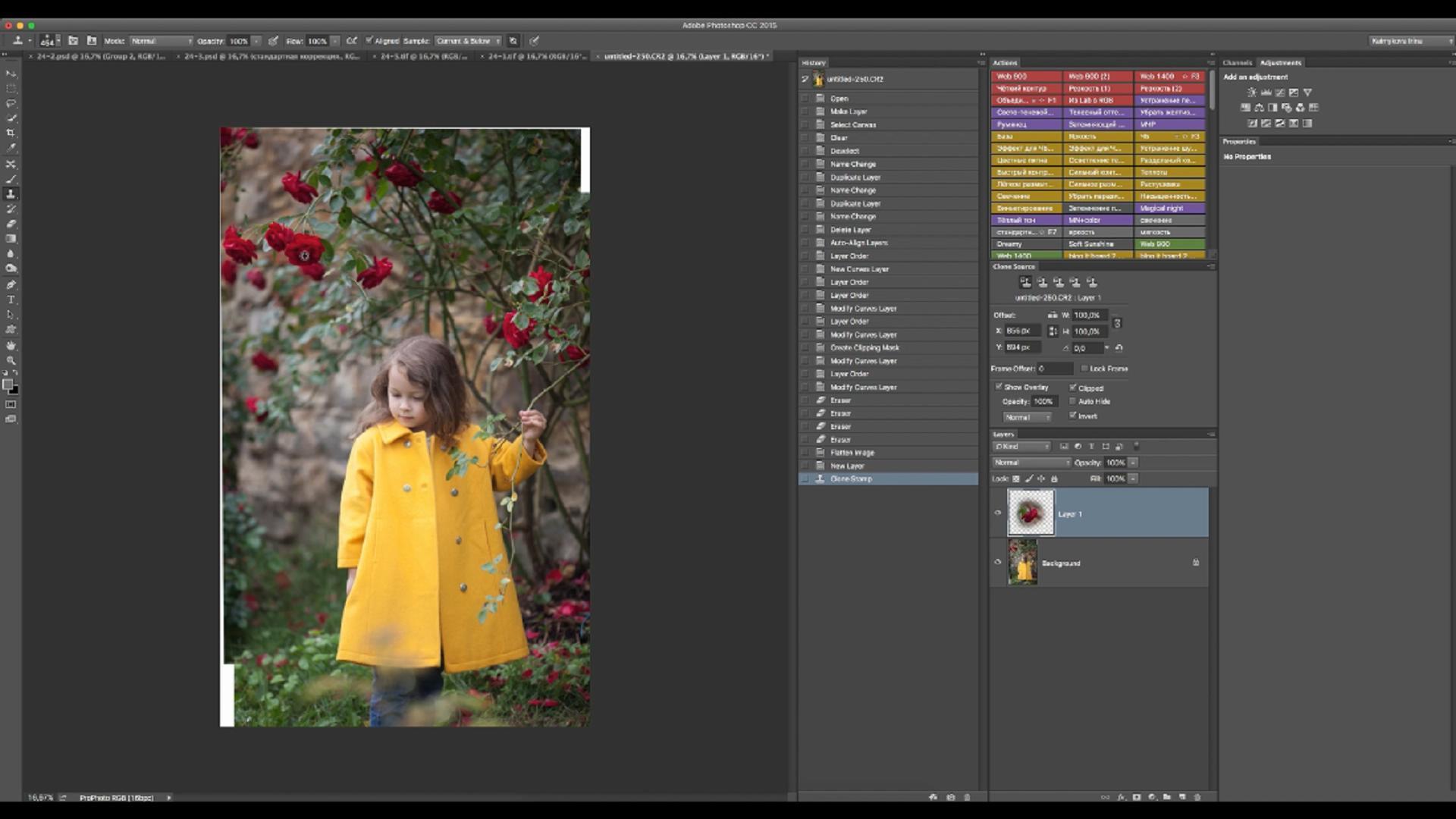 【S483】俄罗斯摄影师-Kalmykova Irina唯美儿童艺术后期修饰