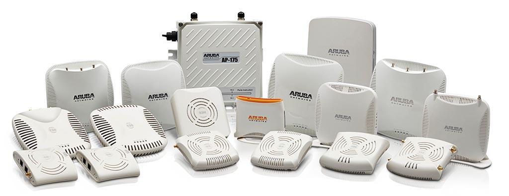 Aruba无线网络笔记+干货- 知乎