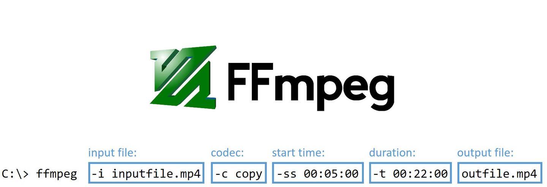 FFmpeg精确时间截取视频文件