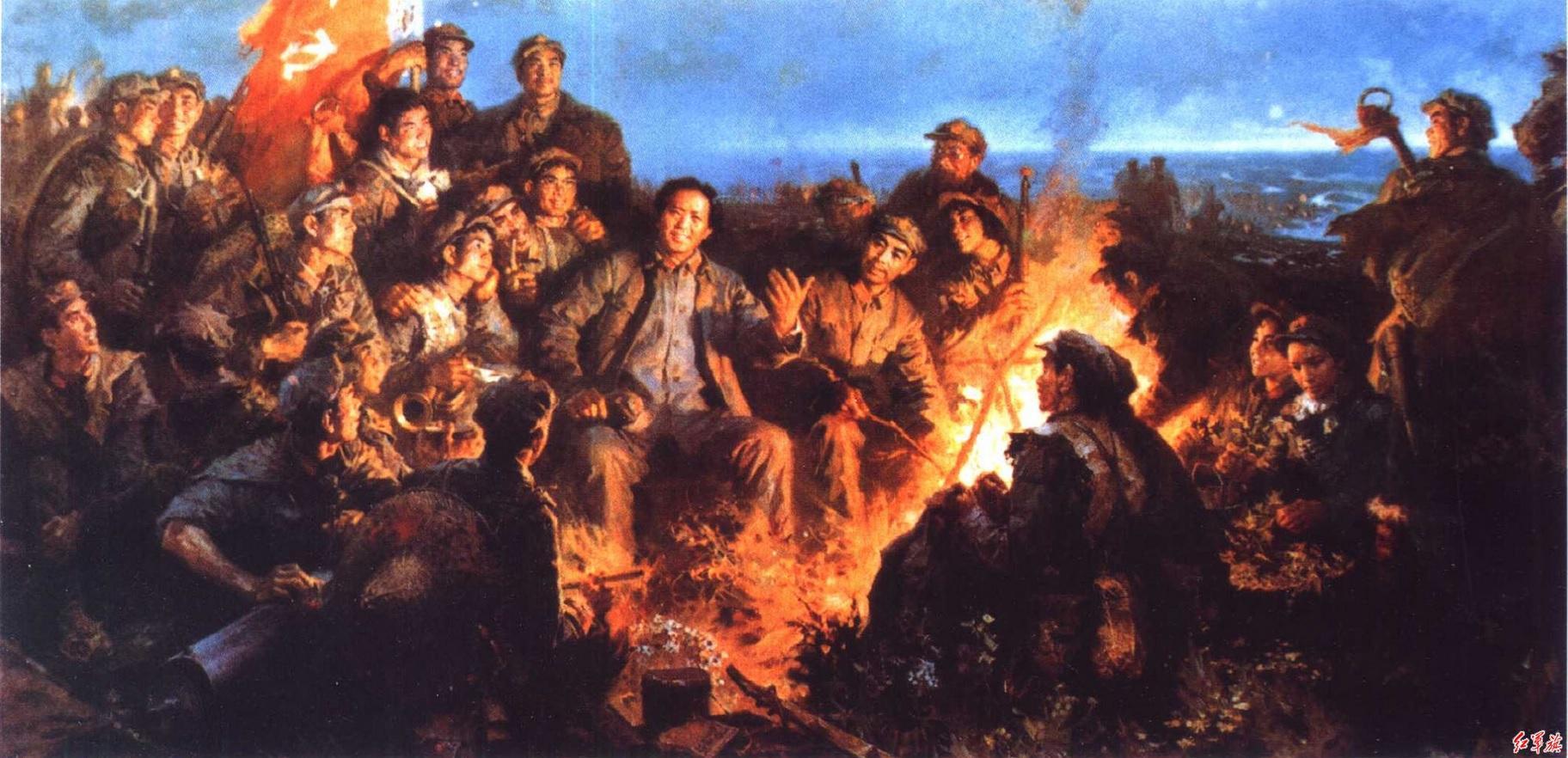 长征80周年总结之二:全国红军一盘棋1 你可知红军有多团结2 总司令部也拉不走红军3 红军不是一天建成的