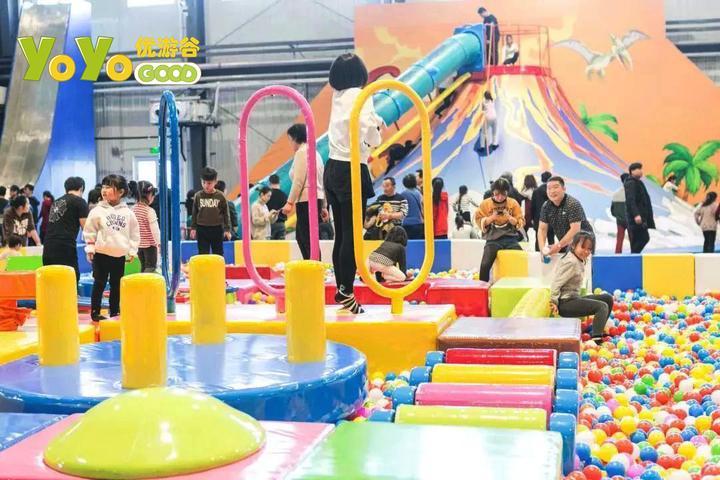 200平米儿童乐园好做吗?有什么注意事项? 加盟资讯 游乐设备第5张