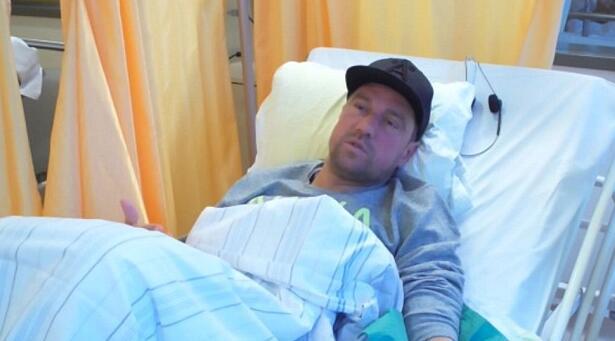 克拉什尼奇:等待第三次肾脏移植,这是他最艰难的时刻