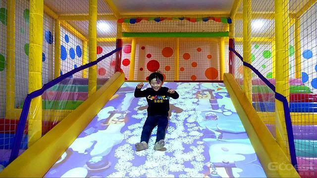 天水儿童乐园合作加盟 加盟资讯 游乐设备第4张