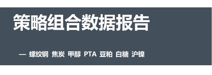 【盈时量化策略组合】2019.11.08