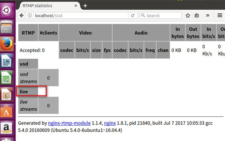Nginx与Nginx-rtmp-module搭建RTMP视频直播和点播服务器- 知乎