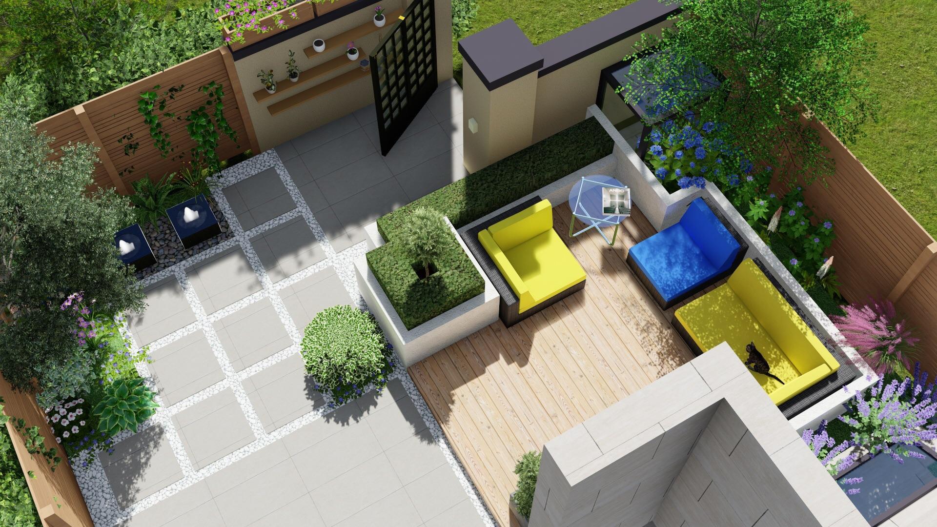 东北一楼30平米小院该如何装修?