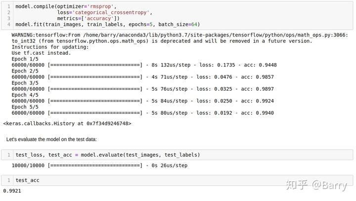 Tensorflow、Keras问题集(持续更新) - 知乎