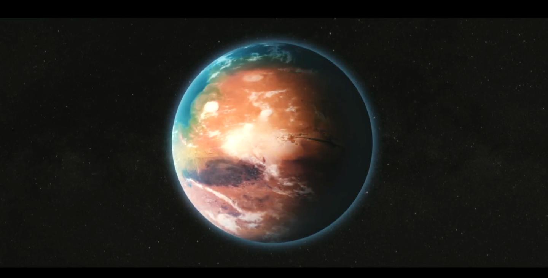 生命不应该只在地球驻足
