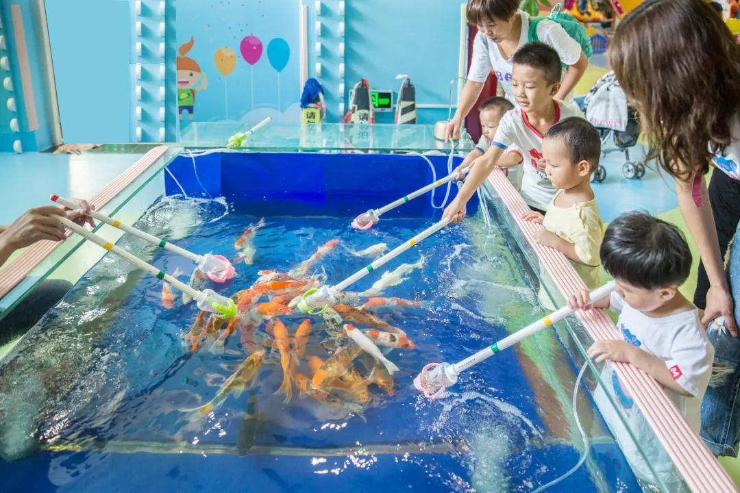 在小区开一家儿童乐园怎么样?赚钱吗? 定西儿童拓展游乐设备 加盟资讯 游乐设备第3张