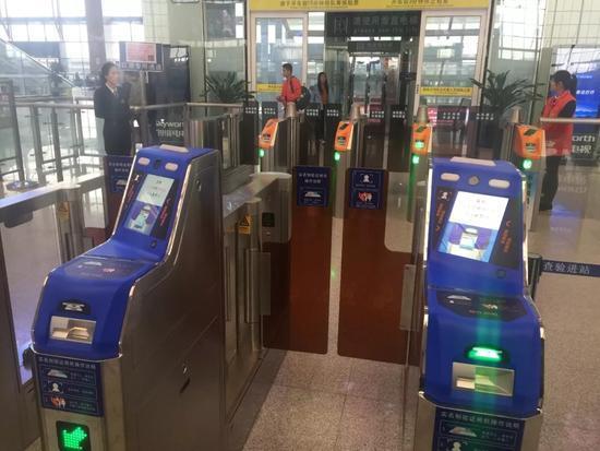 票证人脸对比识别实名制进站闸机在全国地高铁站范围的应用调研