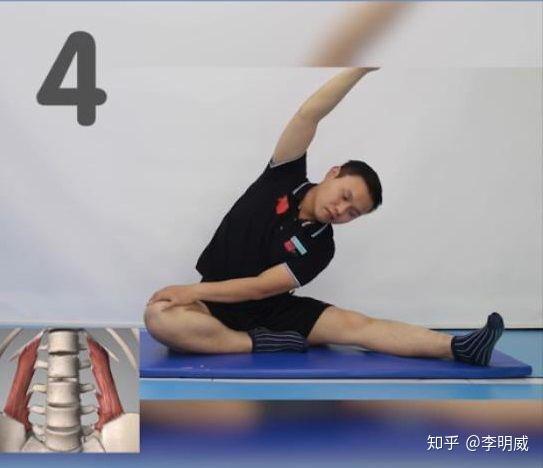 小腿拉伸_痛了几个月的腰椎骨质增生,用这些方法就康复好了! - 知乎