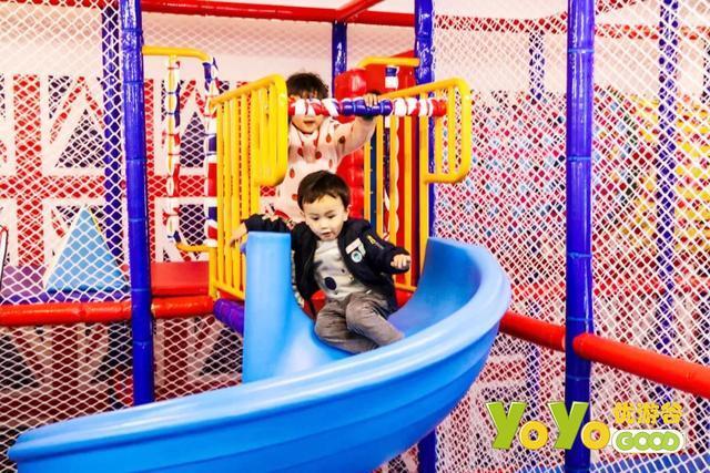 做生意开一家室内儿童游乐园能赚多少钱? 加盟资讯 游乐设备第4张