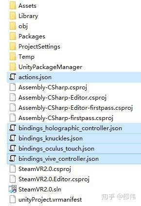 SteamVR 2 0 Unity插件使用指南- 知乎