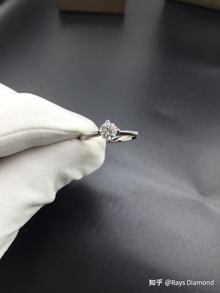 八围一钻戒_2017年一克拉钻石戒指多少钱? - 知乎