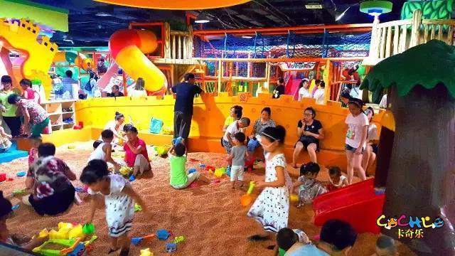 运城儿童乐园厂家设备 加盟资讯 游乐设备第2张
