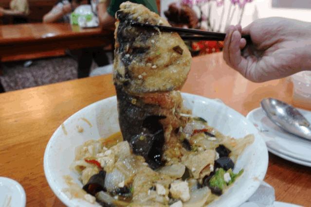 台湾嘉义县的美食价格图片
