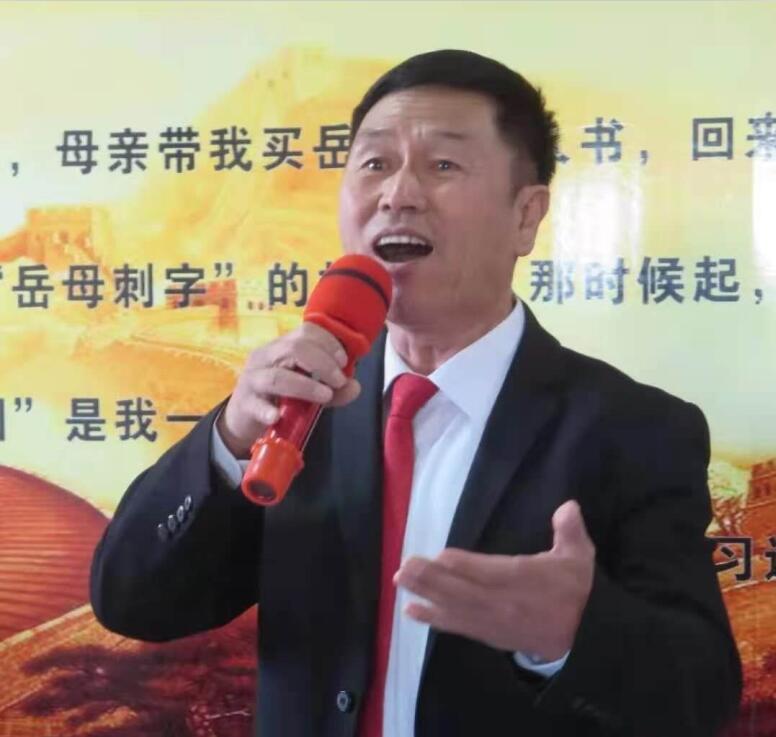 建党百年 为党献礼——潘洪俊