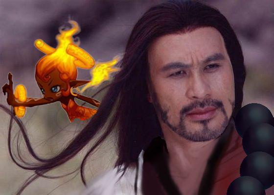 如何评价《仙剑奇侠传》里徐锦江扮演的拜月教