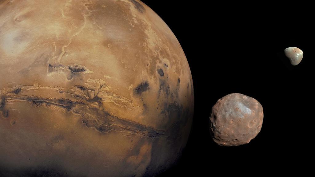 火星:西方战神《下一站火星》#3