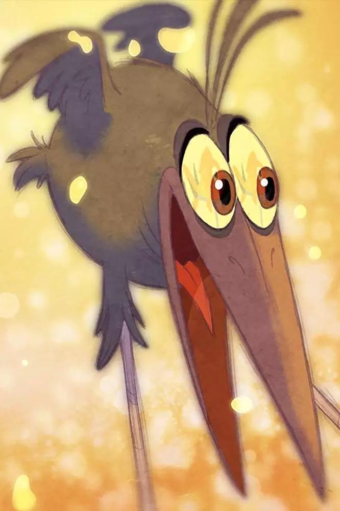 《鸟的报应》不愿同生,但愿同死!