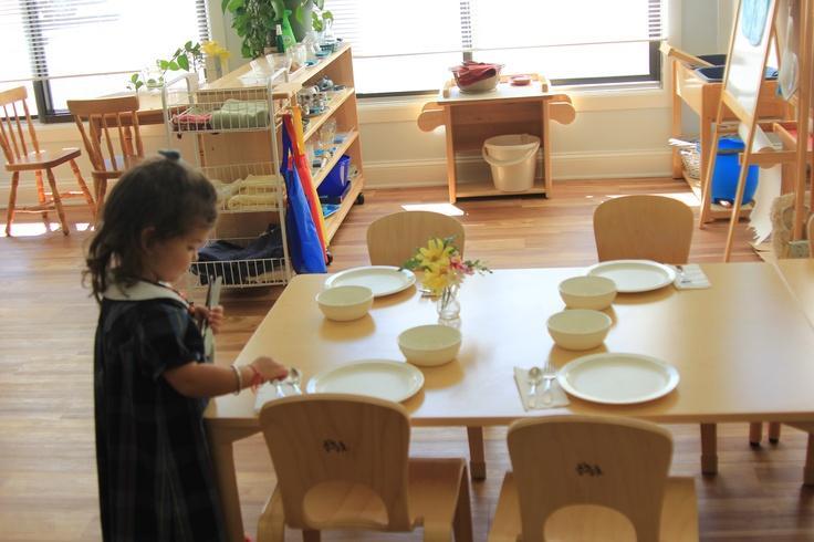 0 3岁的蒙特梭利教室(二) 知乎