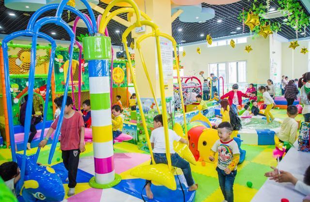 甘肃儿童乐园选址攻略 加盟资讯 游乐设备第1张