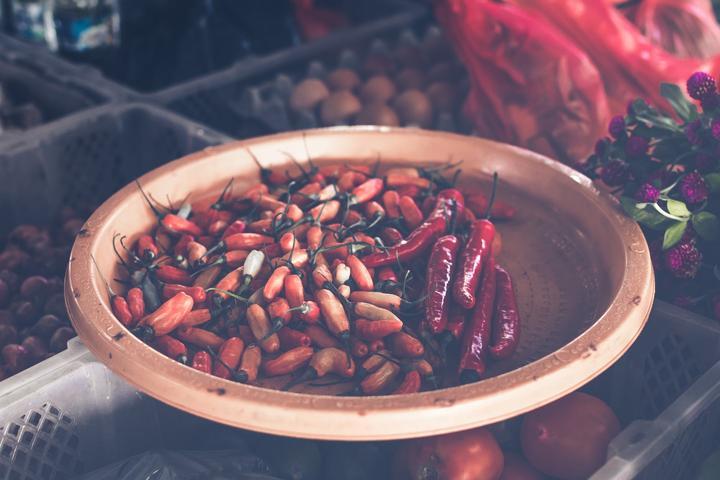 为什么有人特别喜欢吃辣,有人却一点辣都不能碰?  辣椒二三事
