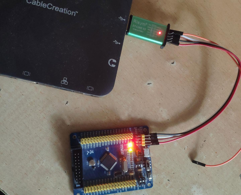 用clion自带的嵌入式开发功能和stm32cubeMX开发stm32!!!