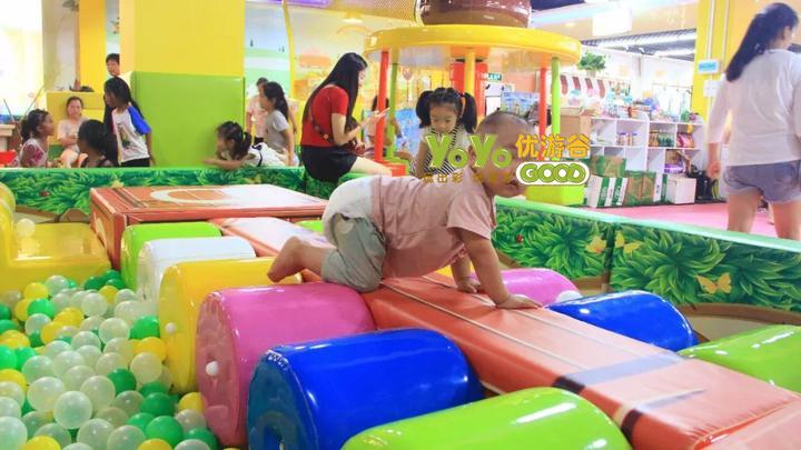 儿童乐园哪些游乐设备更受欢迎? 加盟资讯 游乐设备第3张