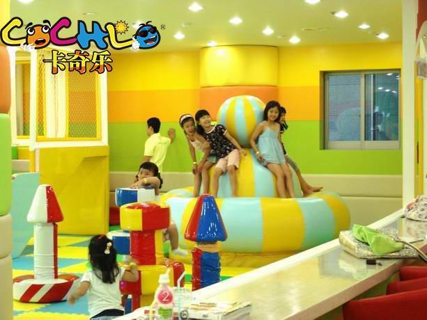 室内儿童乐园遇到淡季该怎么解决? 加盟资讯 游乐设备第1张