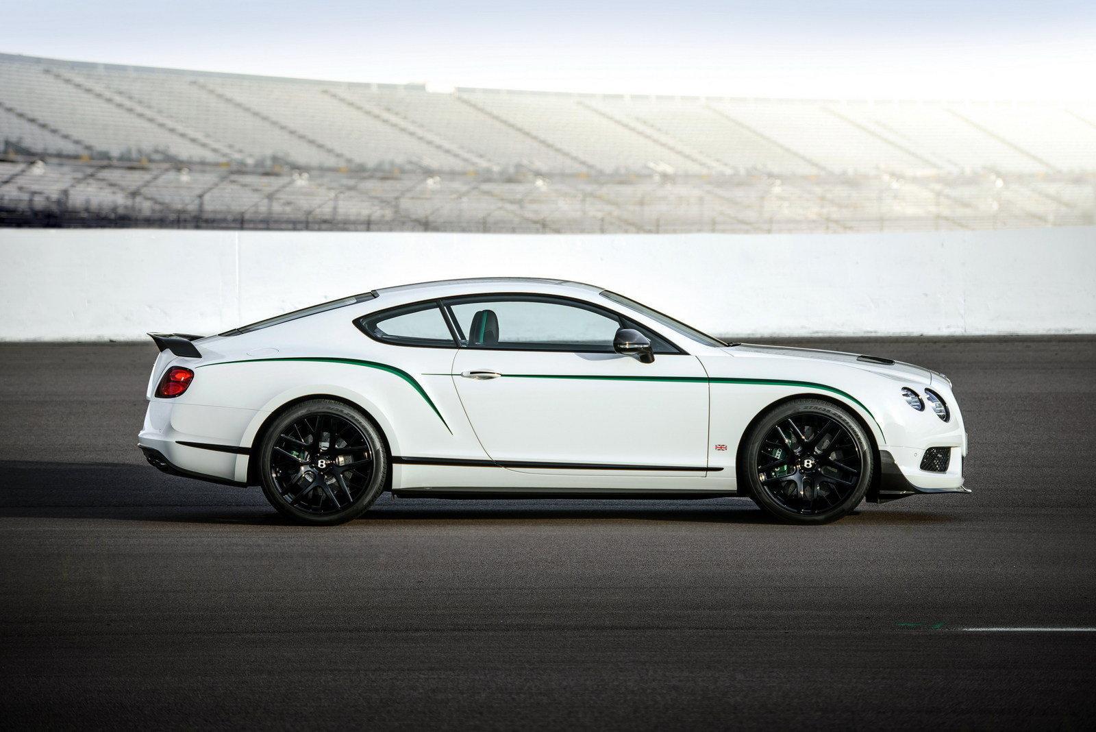 中文全网首发首测 - 宾利Continental GT3-R