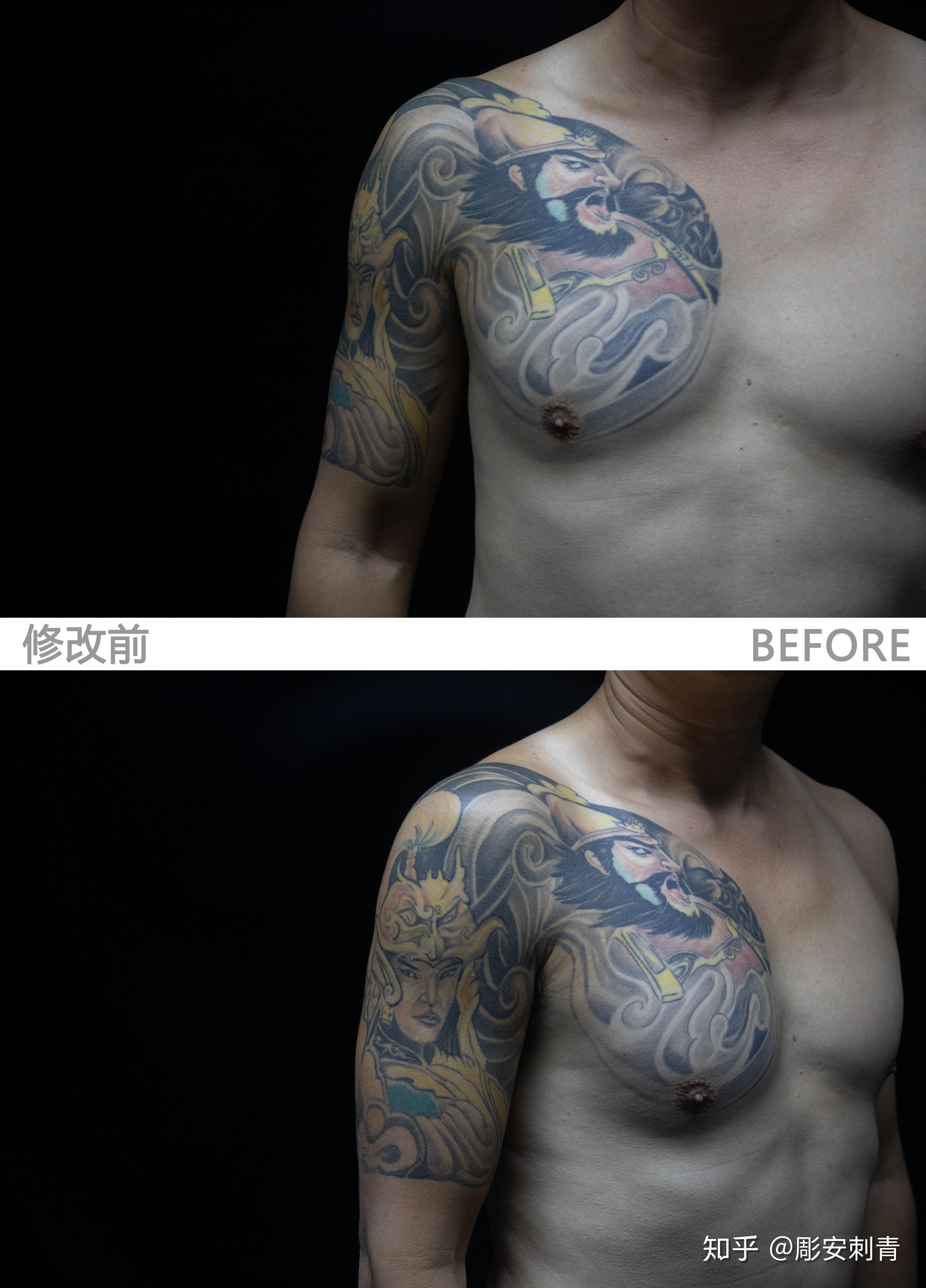 泰国女大学生洗纹身,结果变这样