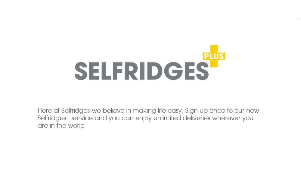8d6421d4b2714 关于英国Selfridges+Global一年期全球免运服务的详细说明- 知乎