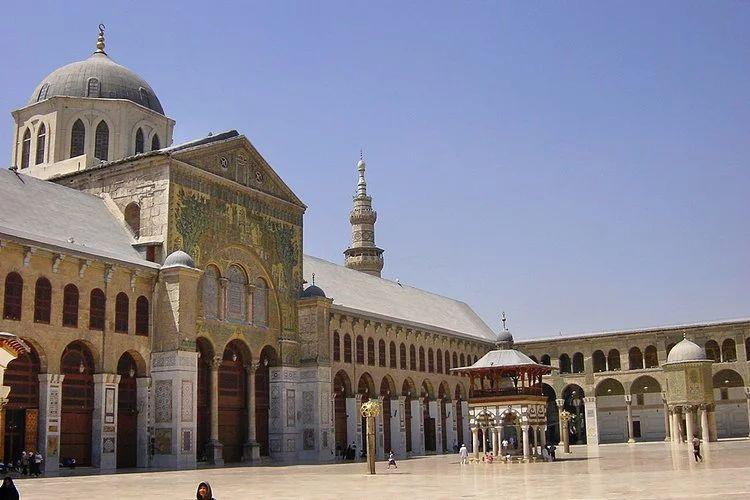 失落的帝国_失落的天堂——大马士革 - 知乎