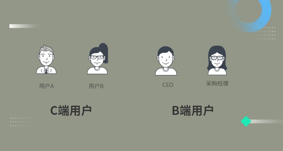 B端和C端产品设计有哪些差异?