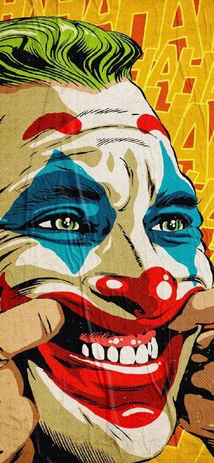 图片壁纸_《小丑》,小丑高清手机壁纸 - 知乎