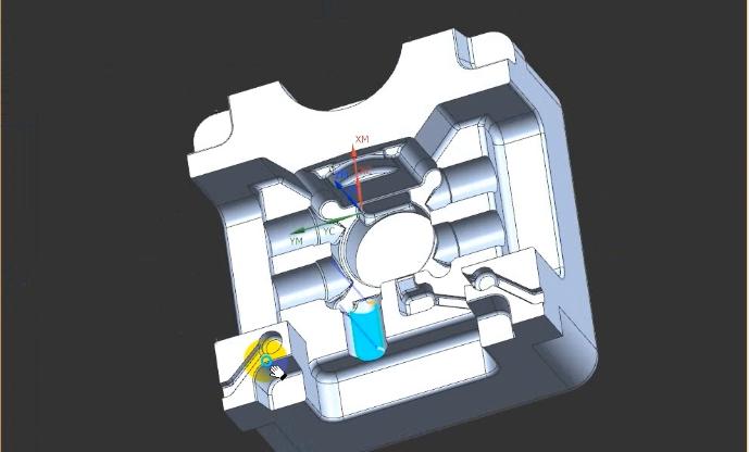 模仁、镶件、斜顶、滑块等模具零件的加工工艺